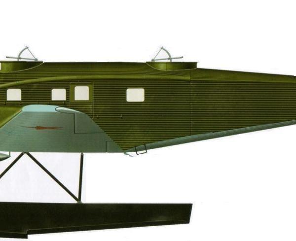 8б.ЮГ-1 авиации ЧФ. Рисунок.