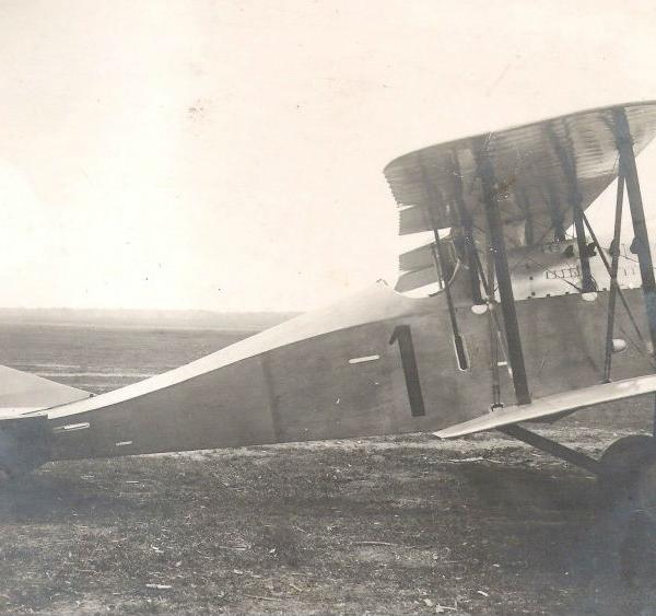 9.Истребитель Ansaldo A.1 Ballila РККВФ.