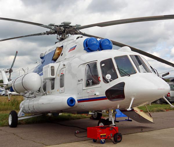 9.Ми-171 в варианте VIP