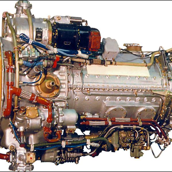 1.Двигатель АИ-20.