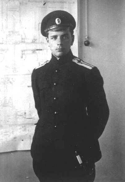 1.Военный летчик A.M.Черемухин в годы Первой мировой.