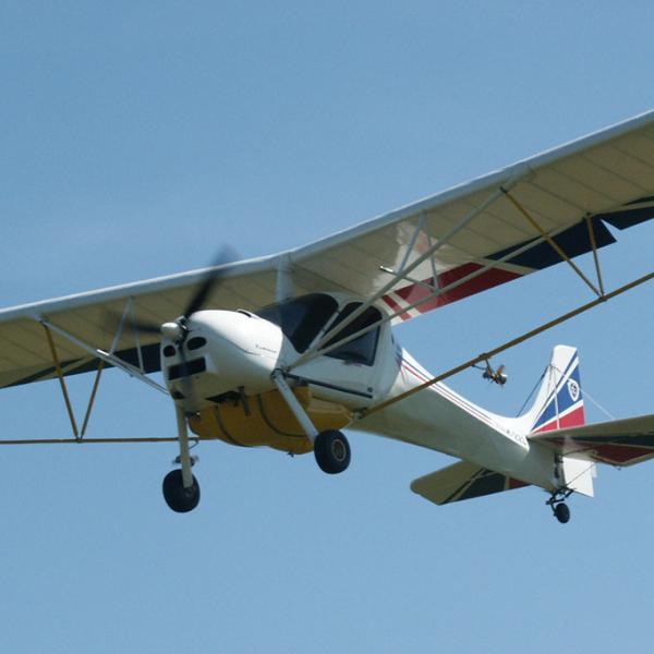12.Сельхоз самолет МАИ-223СХ в полете.