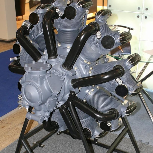 2.Двигатель М-14. Жуковский - Раменское.