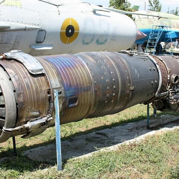 2.Двигатель Р-25-300.