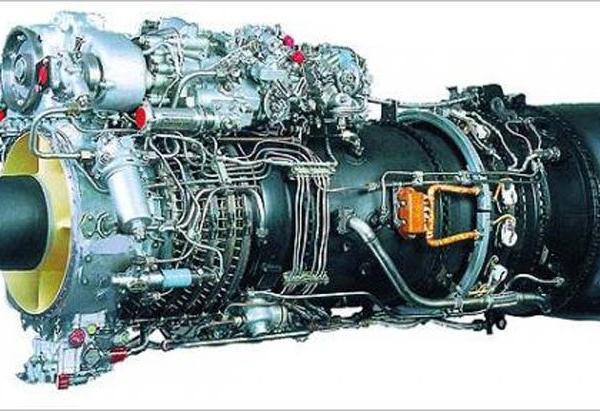 2.Двигатель ТВ3-117ВМ