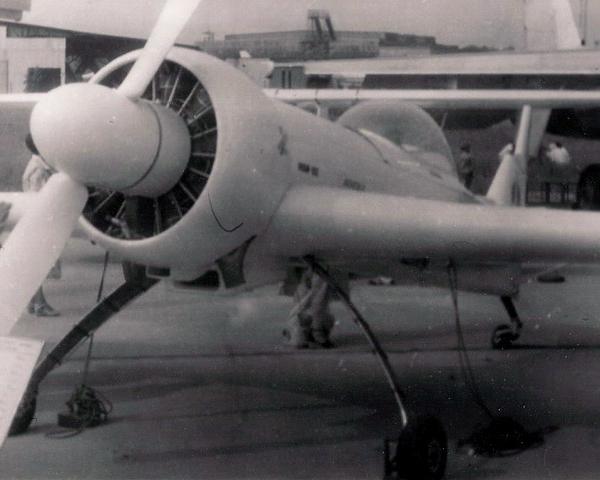 2.Прототип самолета Авиатика-МАИ-900 на авиасалоне МАКС-1995.