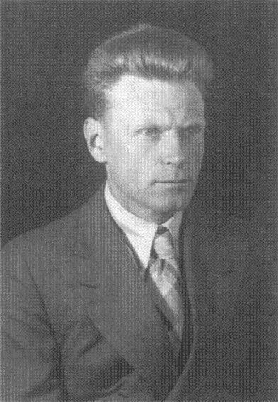 3.Петр Грушин, 1940-е гг.