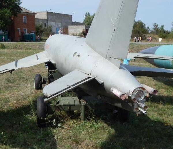 4.Ракета КСР-11.