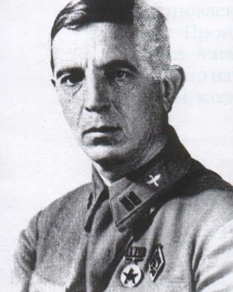 4.В.К.Грибовский. 1941 г.