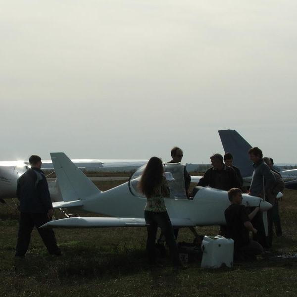 7.Легкий самолет А-21 Соло.