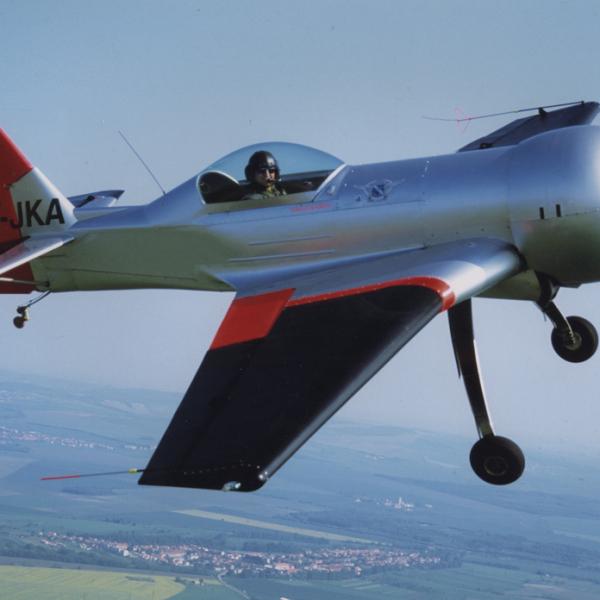 8.Авиатика-МАИ-900 Акробат.
