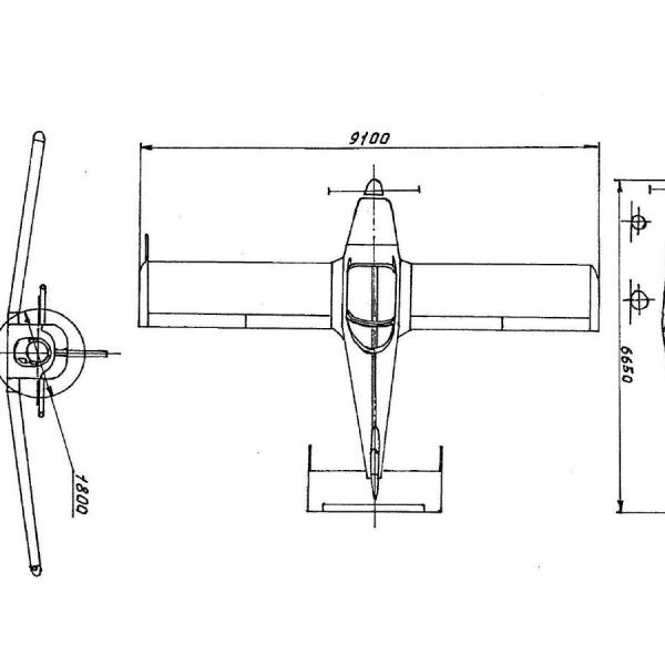 8.Дельфин-2. Схема.