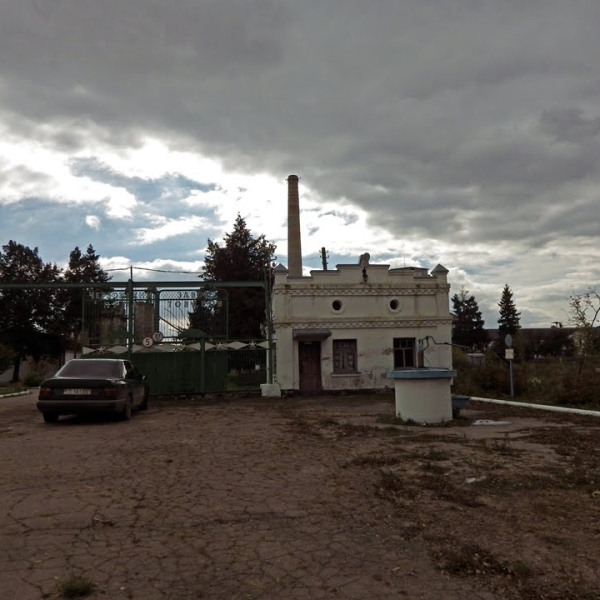 8.Сахарный завод Терещенко.