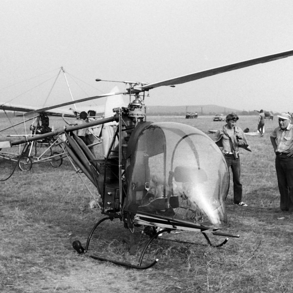 1.Легкий вертолет Ва-1.