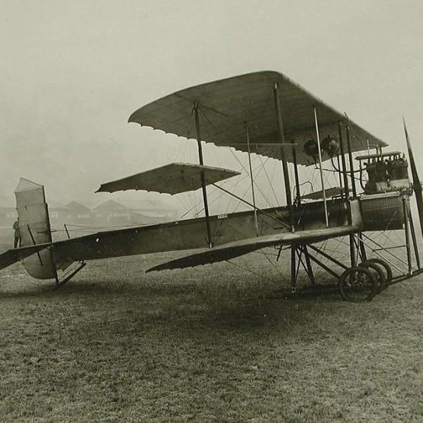 1.Самолет Гаккель-VII.