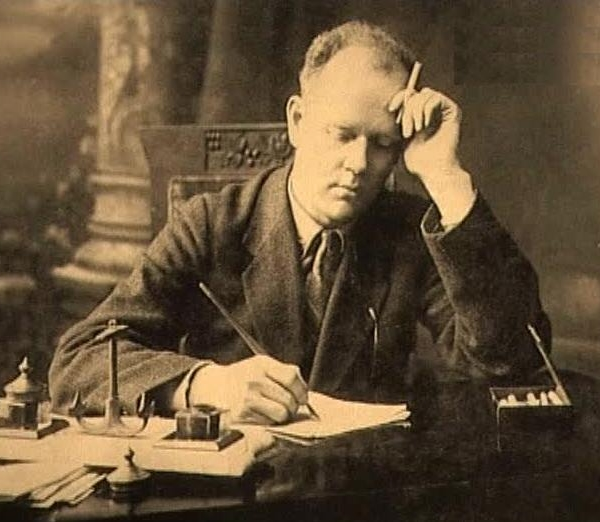 3.Каменский Василий Васильевич. 1920-е годы.