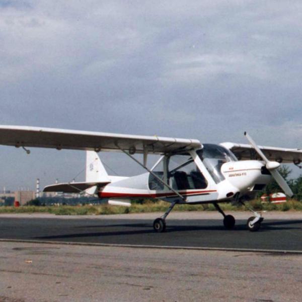 3.Легкий самолет МАИ-910.