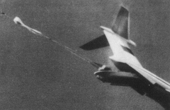 4.Сброс катера Гагара с Ил-76МДПС.