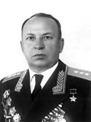 0.Георгий Филиппович Байдуков
