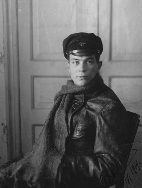 1.А.Н.Екатов. 13.06.1919 г.
