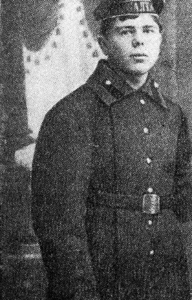 1.И.Ф.Петров в 1916 году.