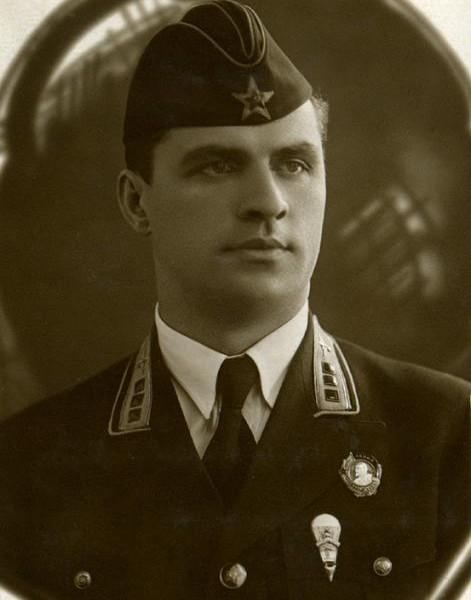 1.С.П.Супрун. 1936 г.