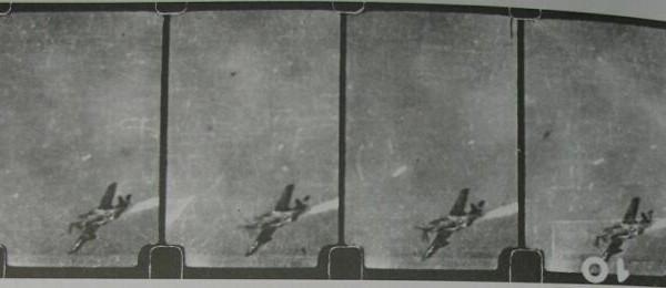 3.На записи ФКП самолёта Кожедуба один из сбитых Р-51D.