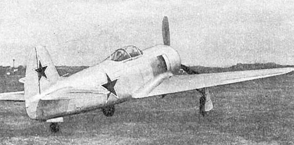 3.Як-3У