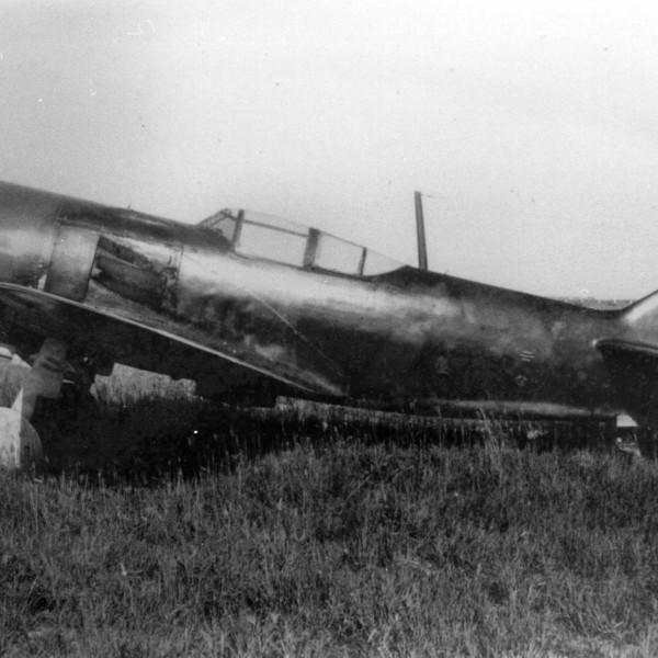 4.Ла-5 с двигателем М-71