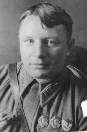 Рычагов Павел Васильевич