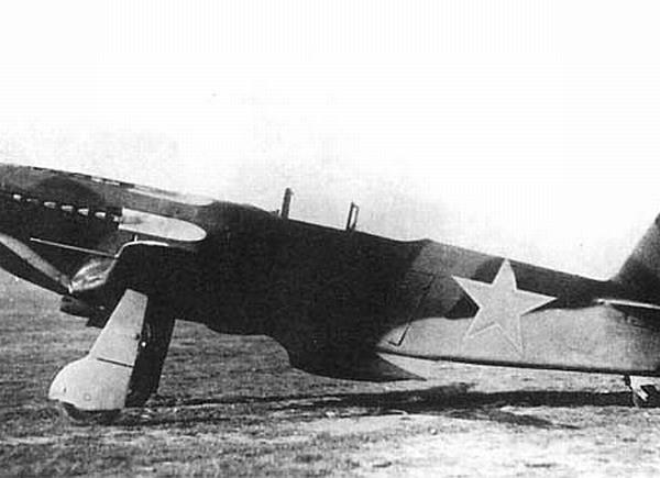 2.Истребитель Як-3 ВК-108.