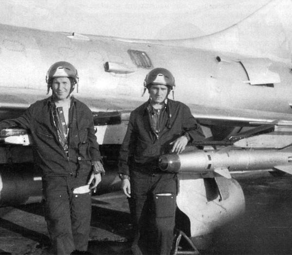 2.Ракета К-55 на перехватчике Су-9.