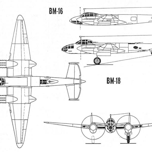 5.ДБ-108 (ВМ-18). Схема.