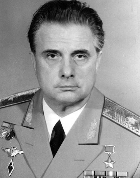Герой СССР Мухин Валентин Григорьевич