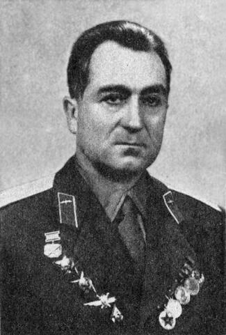 Кабрелев Петр Филиппович