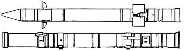 7.9К113 Штурм-В. Схема.