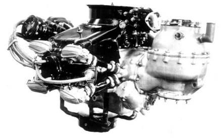 Двигатель АИ-4Г (АИ-4В).