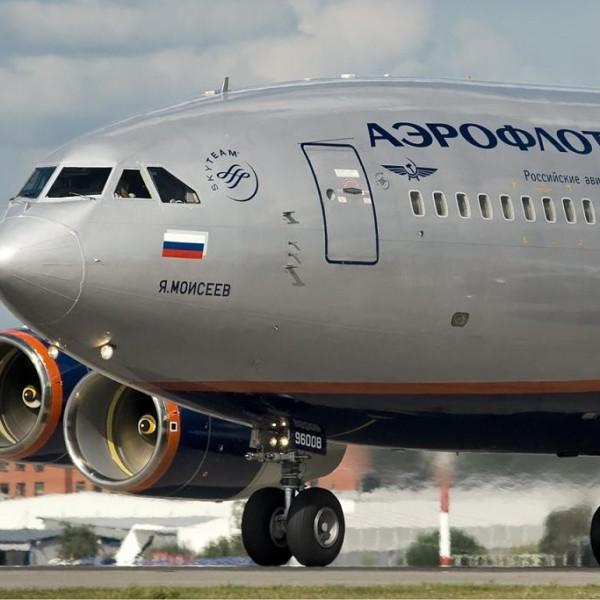 Ил-96-300 RA-96008 Аэрофлота Яков Моисеев.