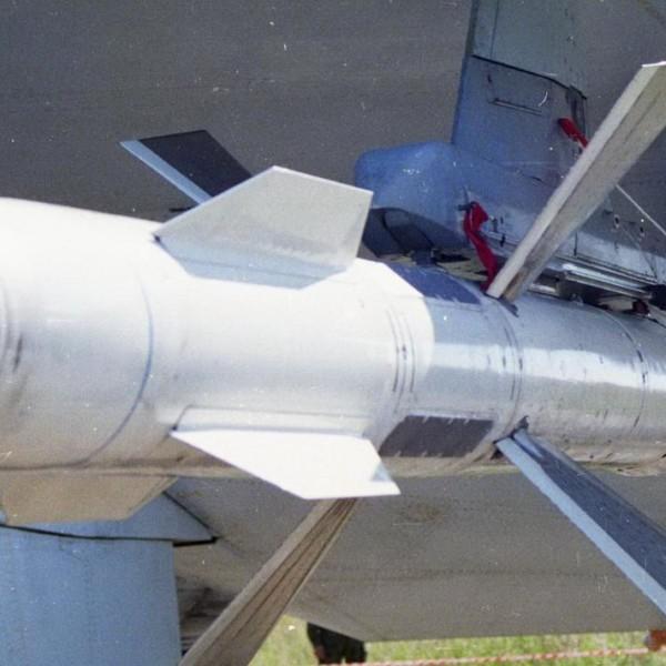 Ракета Р-27ЭТ.