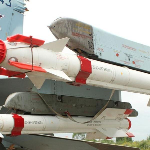 Ракеты Р-73Э.