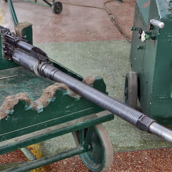 Авиационная пушка ГШ-301.