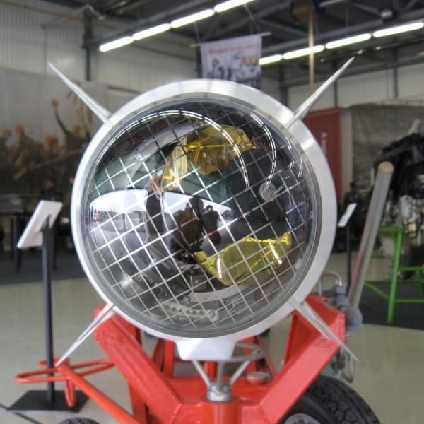 3.Головка самонаведения 24Н1 ракеты Х-29Л.