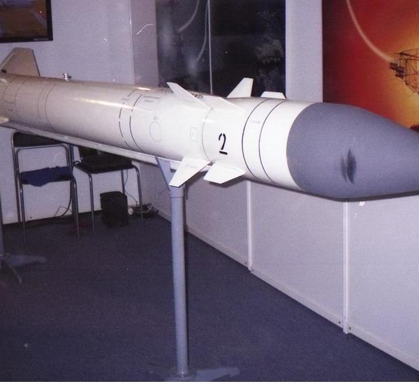 5.Ракета Х-25МП. 2