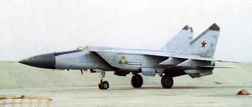 МиГ-25ПД.