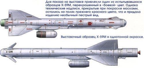 Х-59М. Рисунок 1.