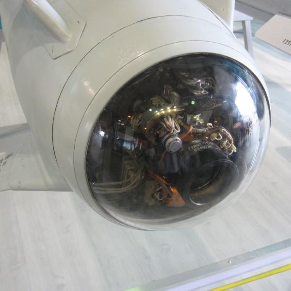 Головная часть Х-59МЭ.