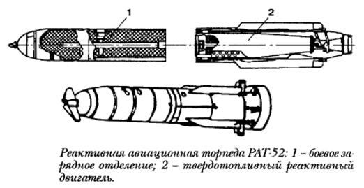 РАТ-52. Схема.