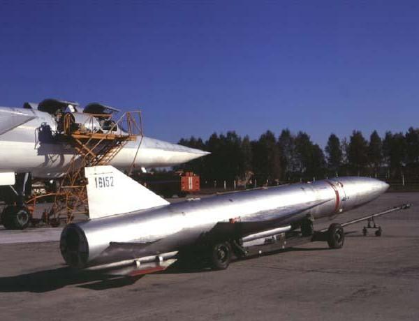 Ракета Х-22М.