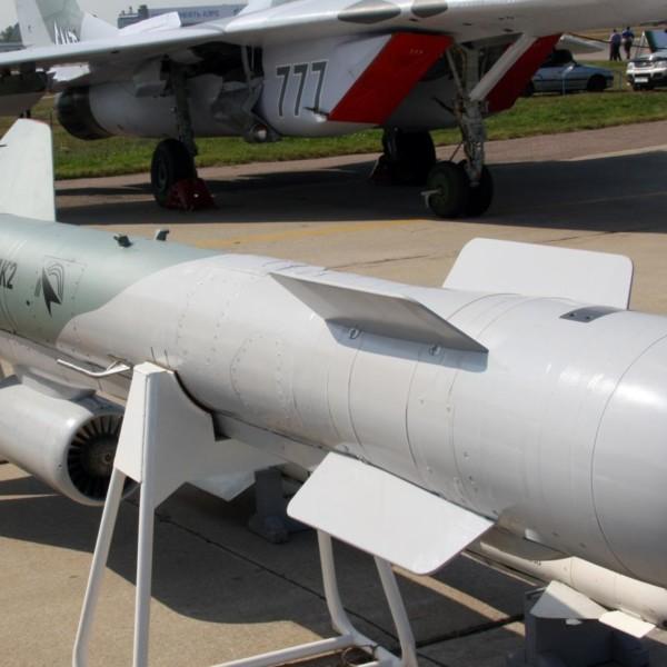 Ракета Х-59МК2.