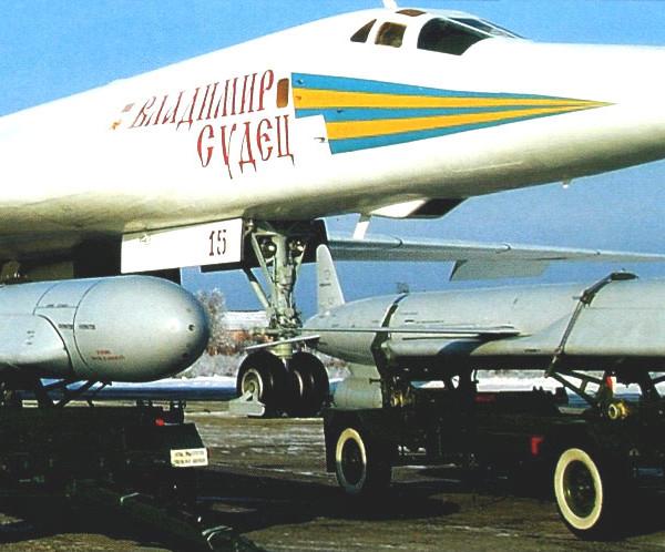 Ракеты Х-55СМ.